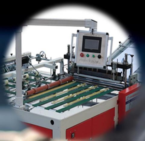 切缝印收一体机(三正二反)无烟刀视频