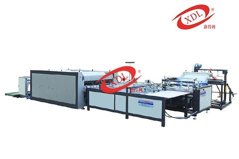 济南编织袋切缝印收一体机