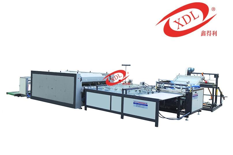 青岛编织袋切缝印一体机