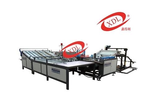 冷切缝印收一体机(电动翻拍)